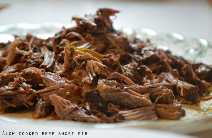Slow Cook Beef
